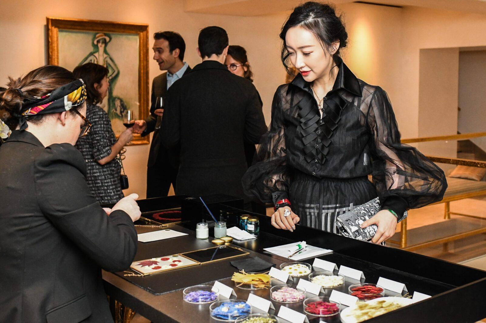 Chanel Fashion Week Aftershow - Caroline Bleux Photographe Paris
