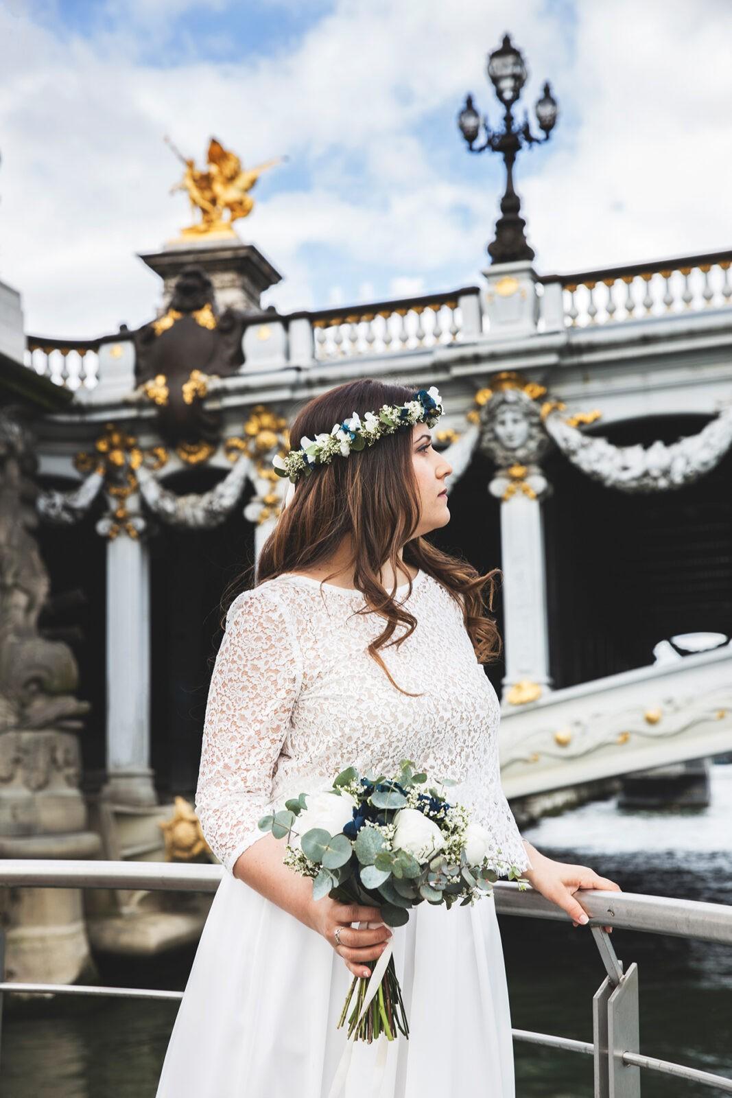 Mariage Caroline Bleux photographe Paris